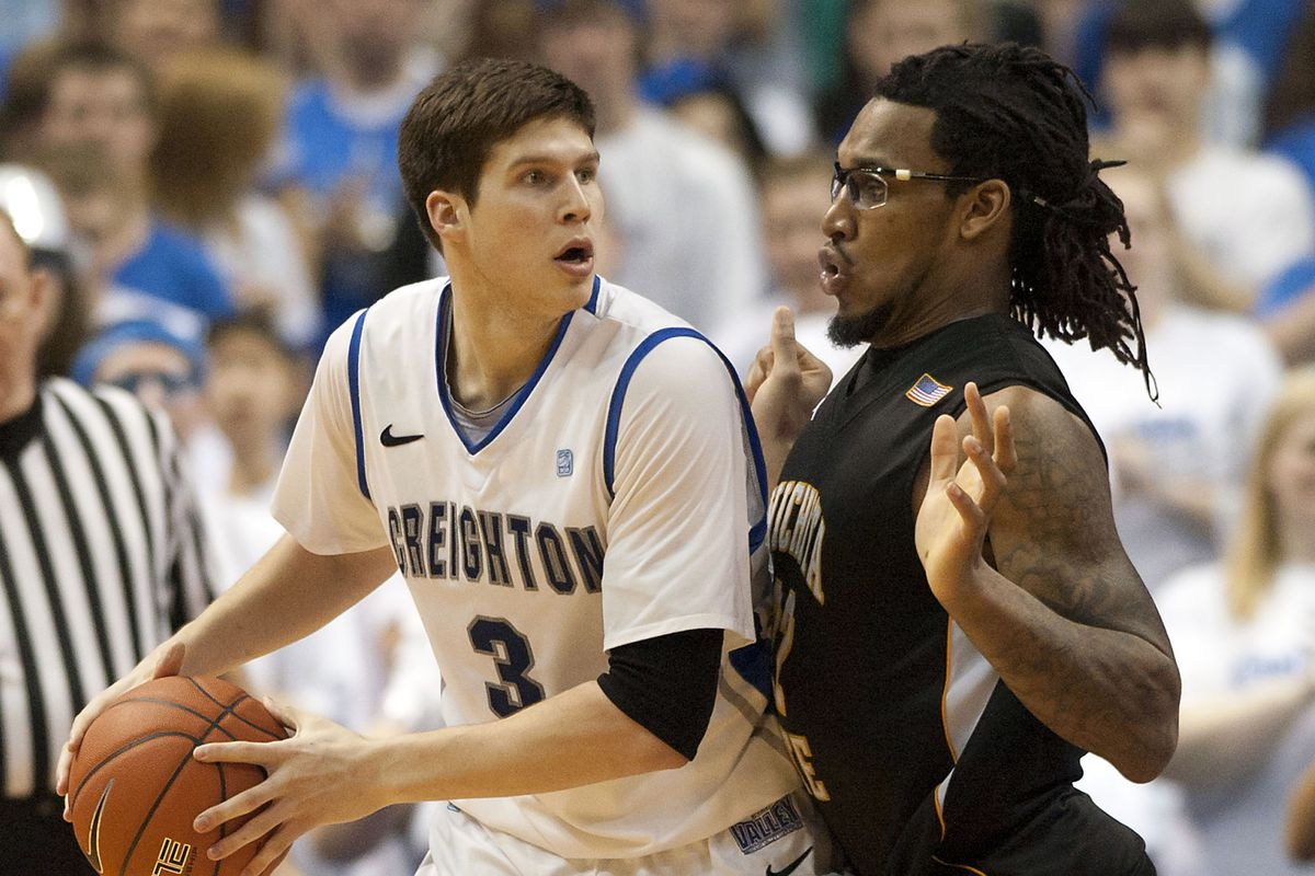 Doug McDermott could have the chance to shine all the way to the Sweet 16.