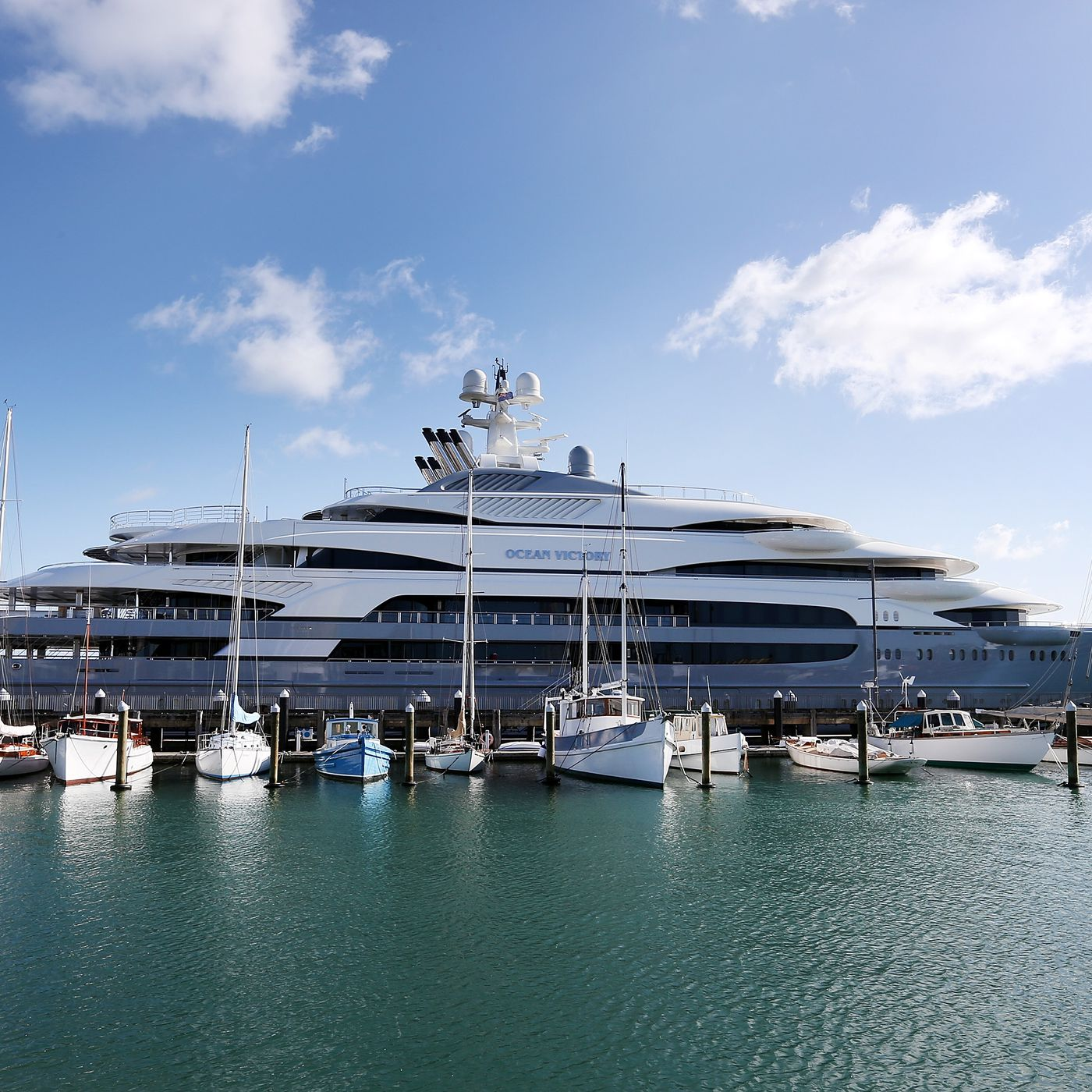 Superyacht sales are on the rise - Vox