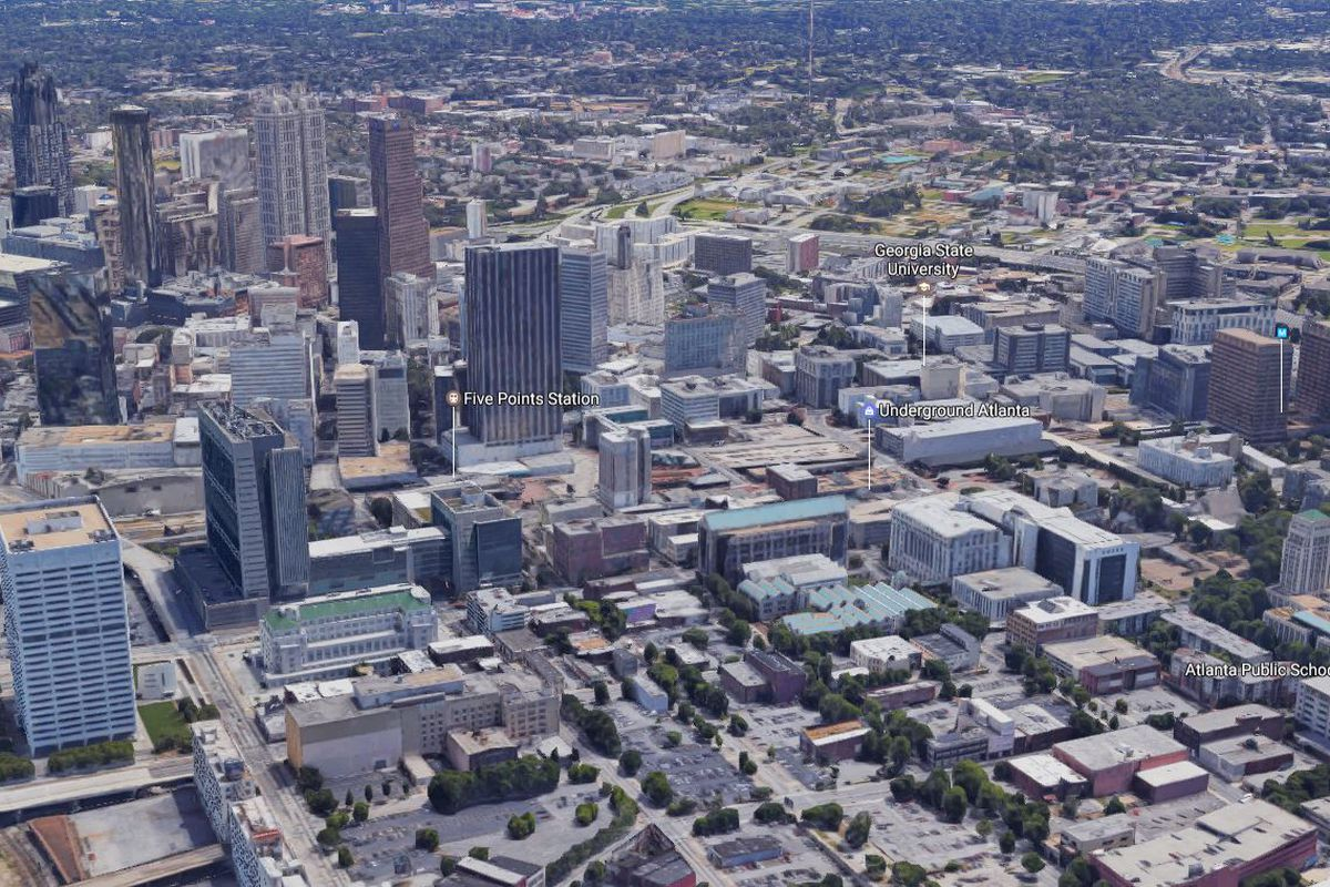 South Downtown Could Get Mive Boost With Eight Block Redevelopment