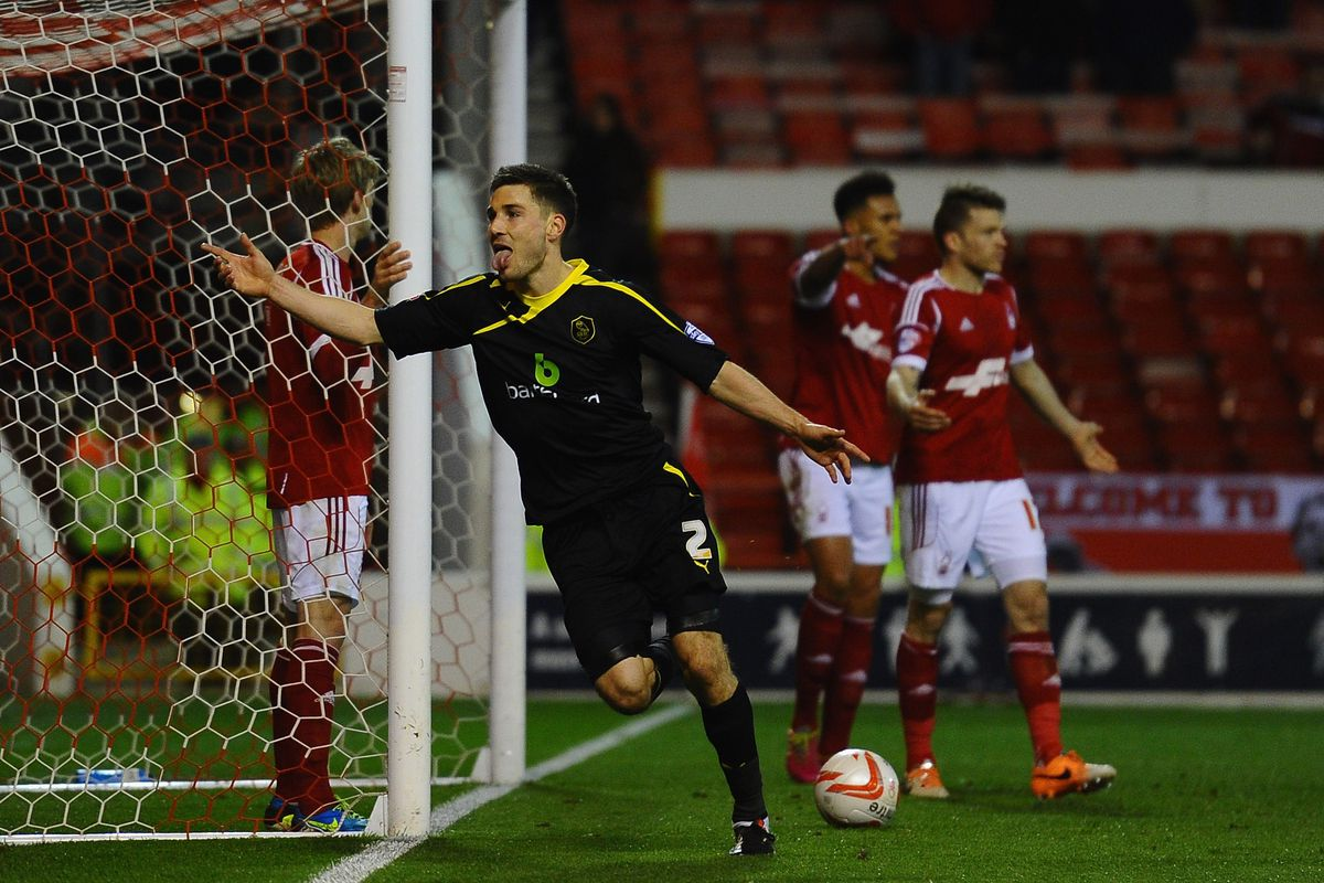Former Sheffield Wednesday defender Lewis Buxton has joined Bolton Wanderers