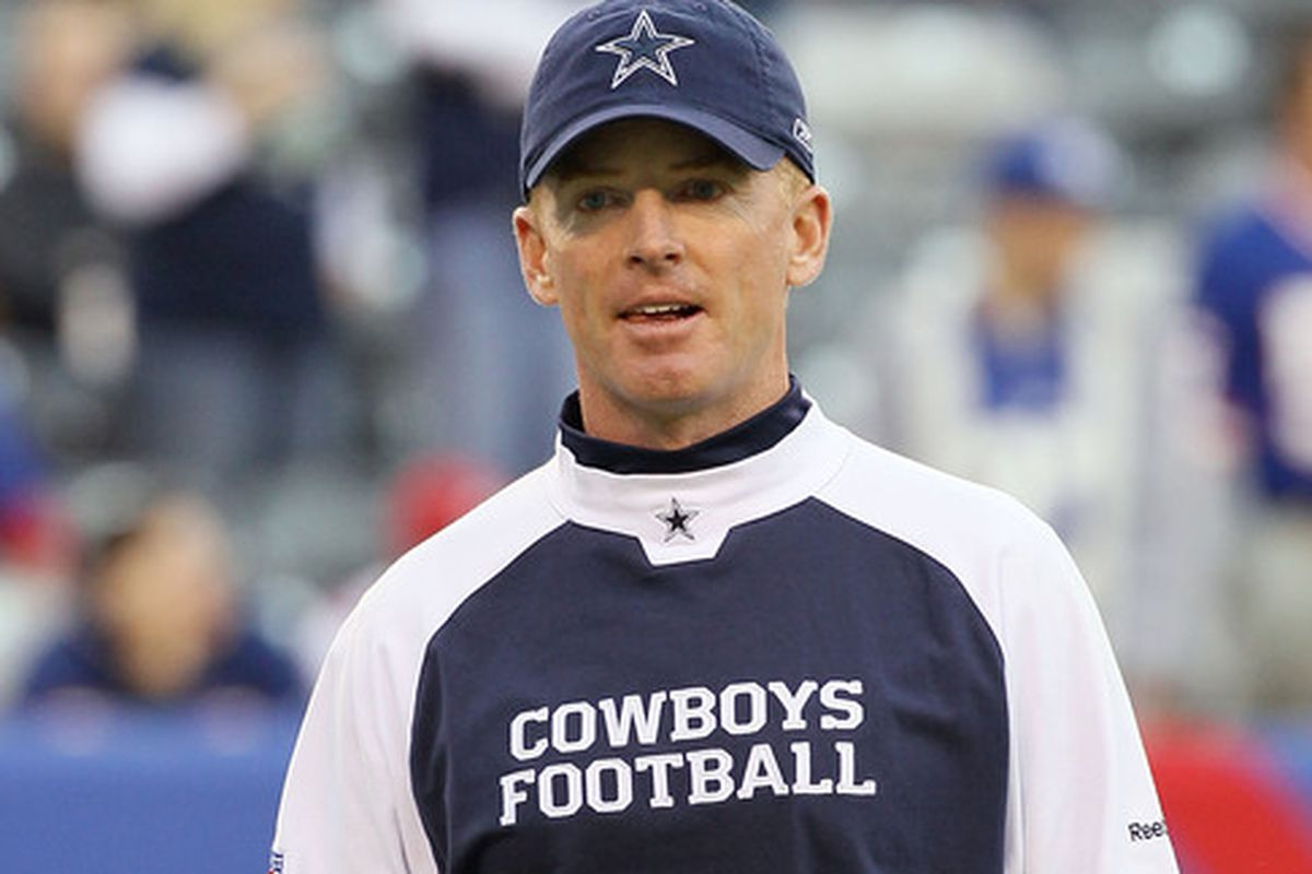 The Jerry Jones Jason Garrett Relationship Blogging The Boys