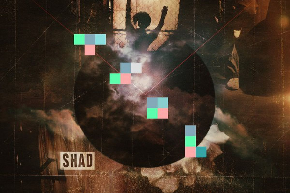 Shad drops another great album as well as some basketball knowledge.  (cover art for TSOL by Shad).