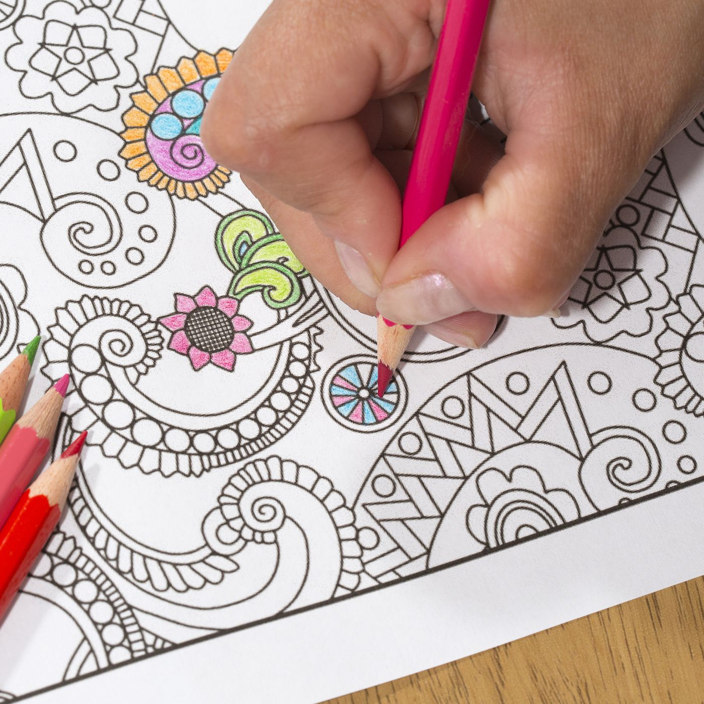 Adult coloring books are selling like crazy. Here\'s why. - Vox