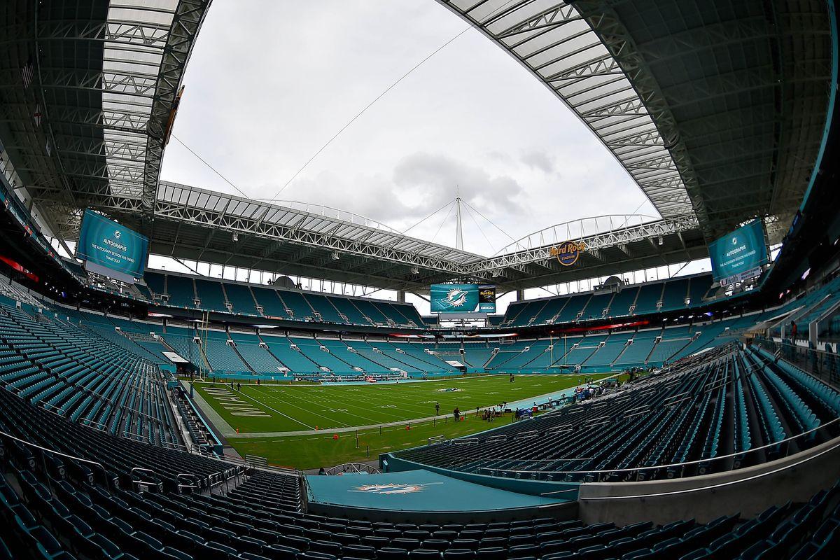 NFL: Atlanta Falcons at Miami Dolphins