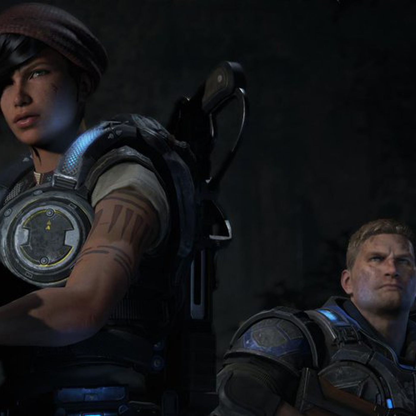 Gears Of War 4 Stars Marcus Fenix S Son In A New Cast Of Three
