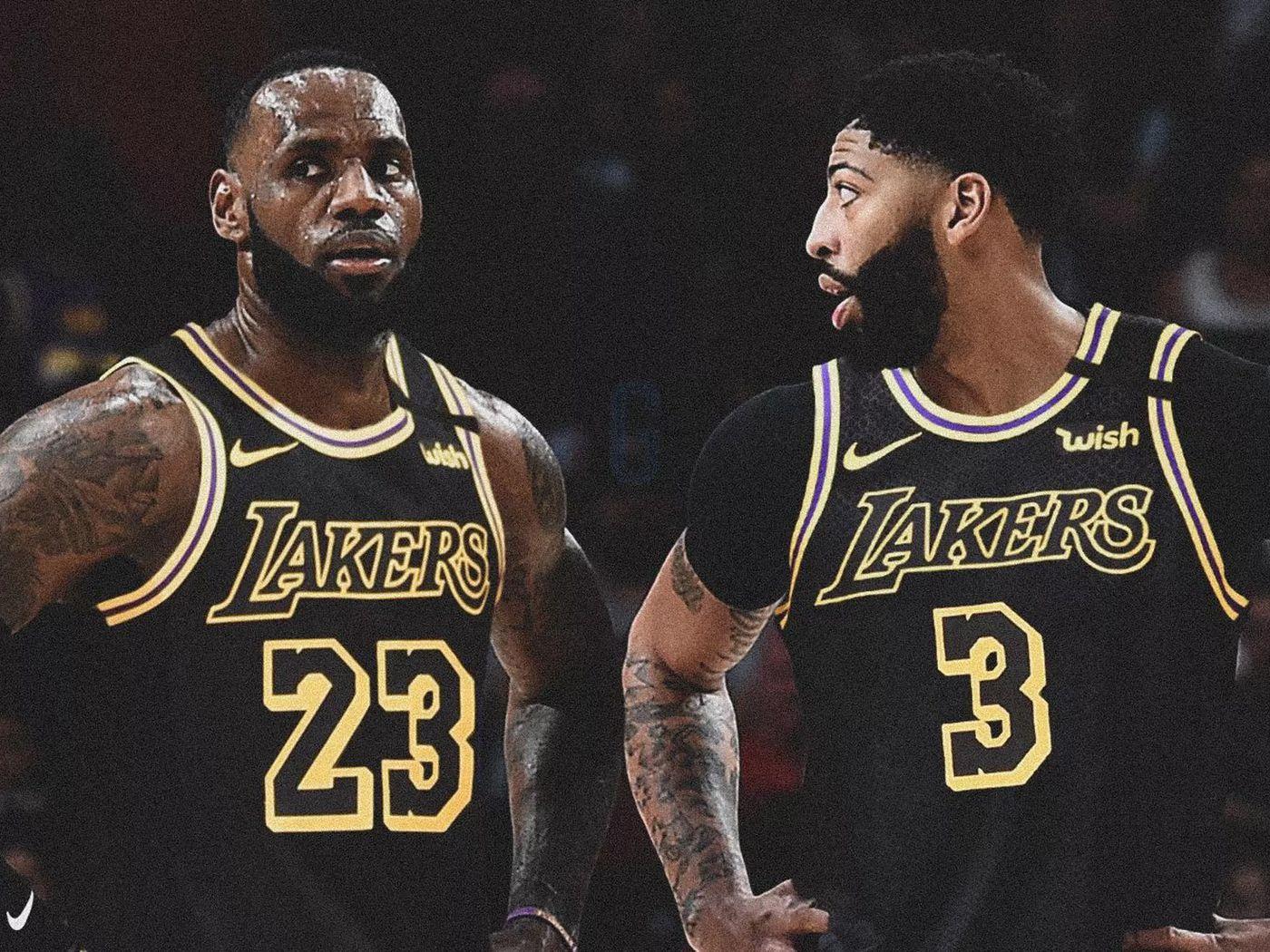 Lakers will bring Black Mamba jerseys if they advance past first ...