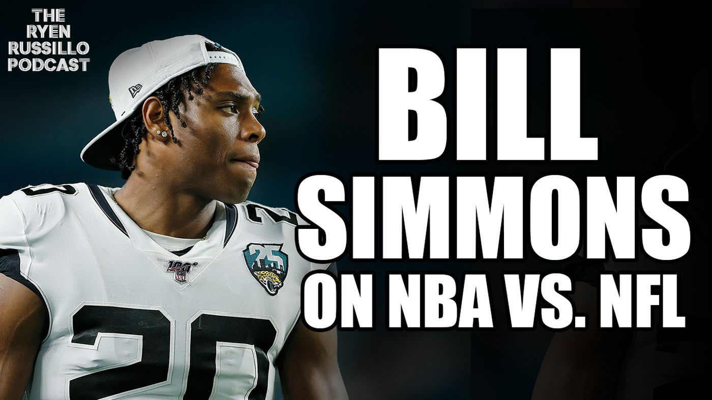 Bill Simmons on the NFL Hall of Fame and Player Empowerment