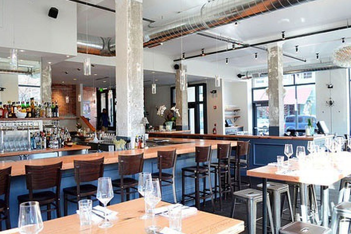 the kitchen denver on 16th st in lodo opened in march the fourth restaurant from the kitchen community restaurant group in novembers 5280 review - The Kitchen Denver