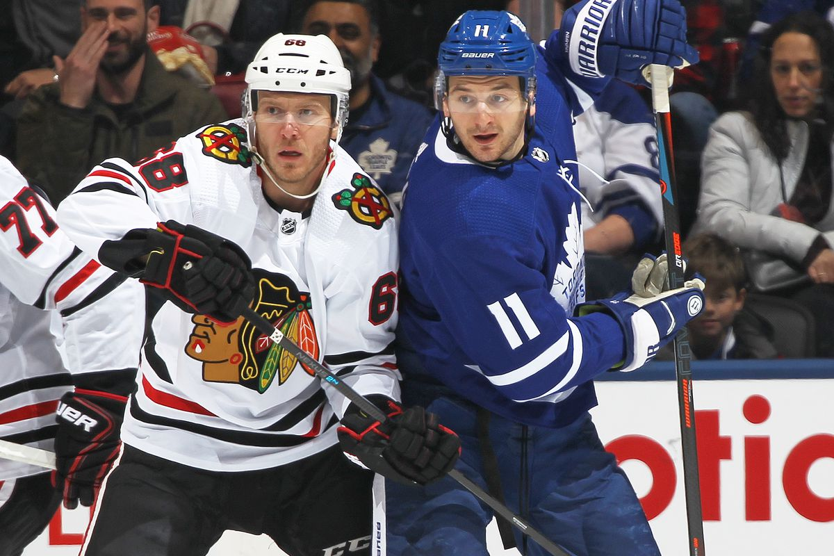Blackhawks' Slater Koekkoek has found his rhythm on the right side