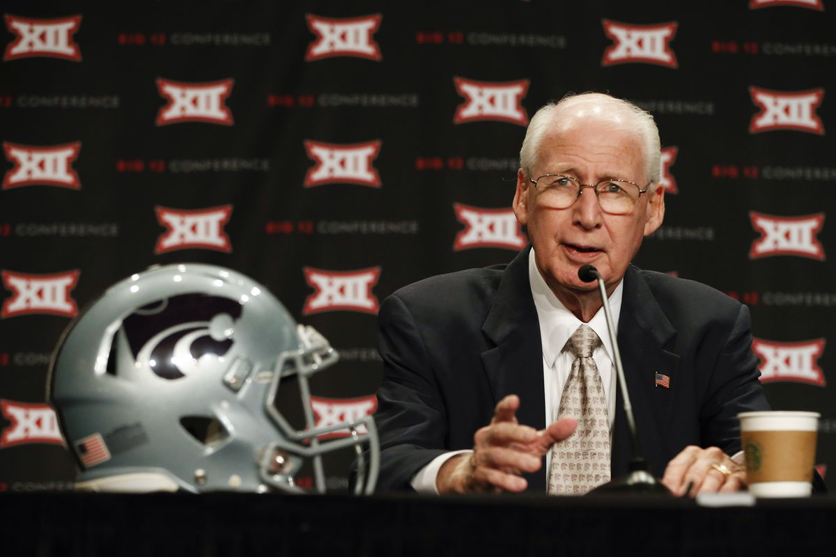 Like any good wizard, Bill Snyder talks in a cryptic language that isn't easily understood, especially when speaking with the accursed media.