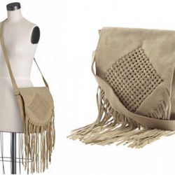 """It's got that boho vibe, but it's a functional cross-body with a slim profile that you'll use long past Coachella. <a href=""""http://piperlime.gap.com/browse/product.do?pid=862882&locale=en_US&kwid=1&sem=false&sdReferer=http://www.google.com"""
