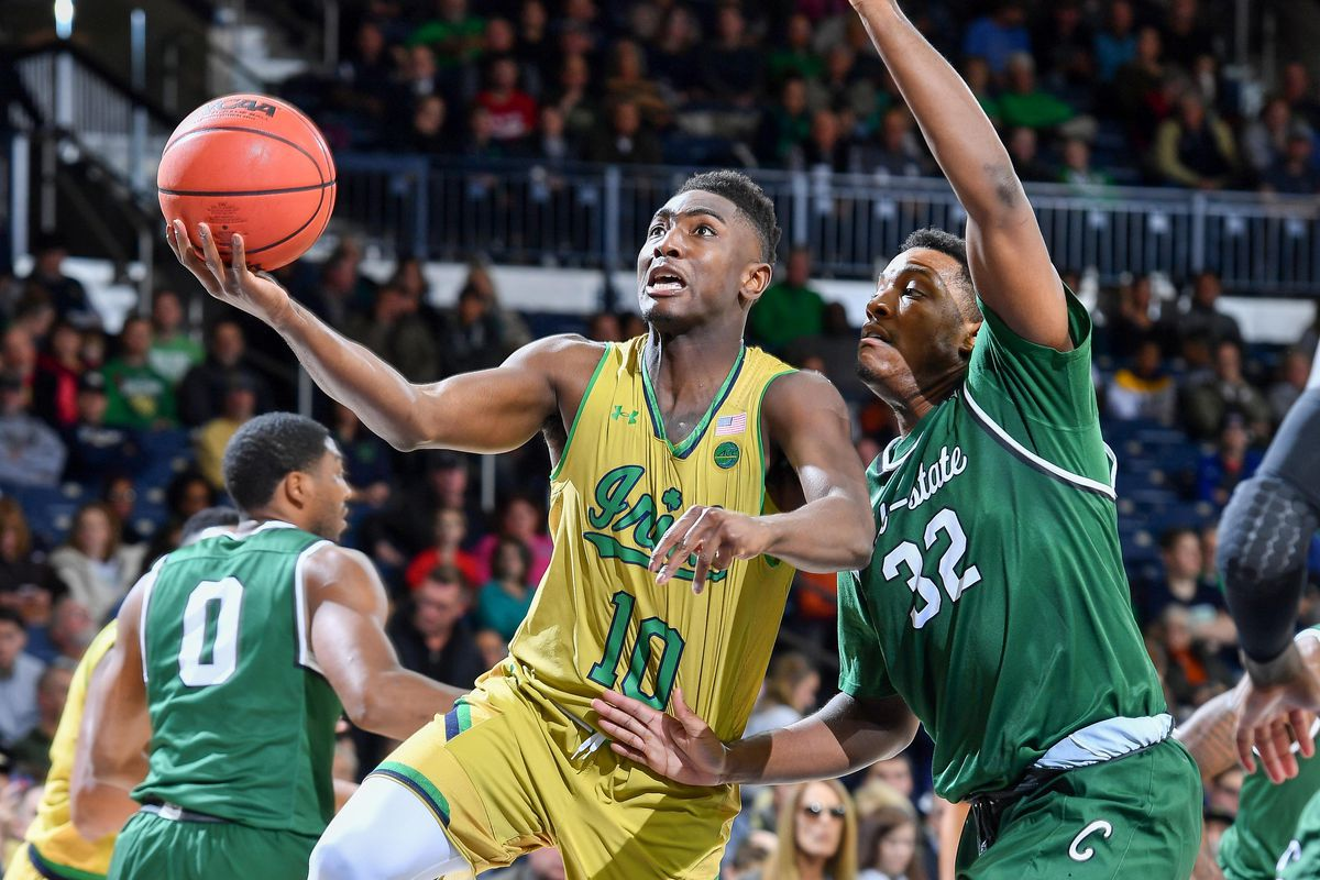 Quick Recap: Notre Dame Basketball Blows Out Chicago State ...