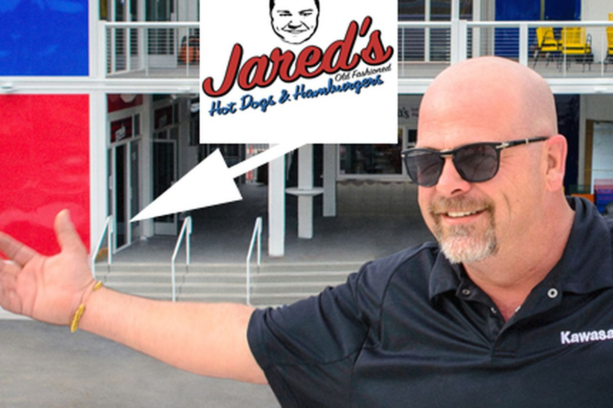 Jared S Old Fashioned Dogs And Burgers To Pawn Plaza