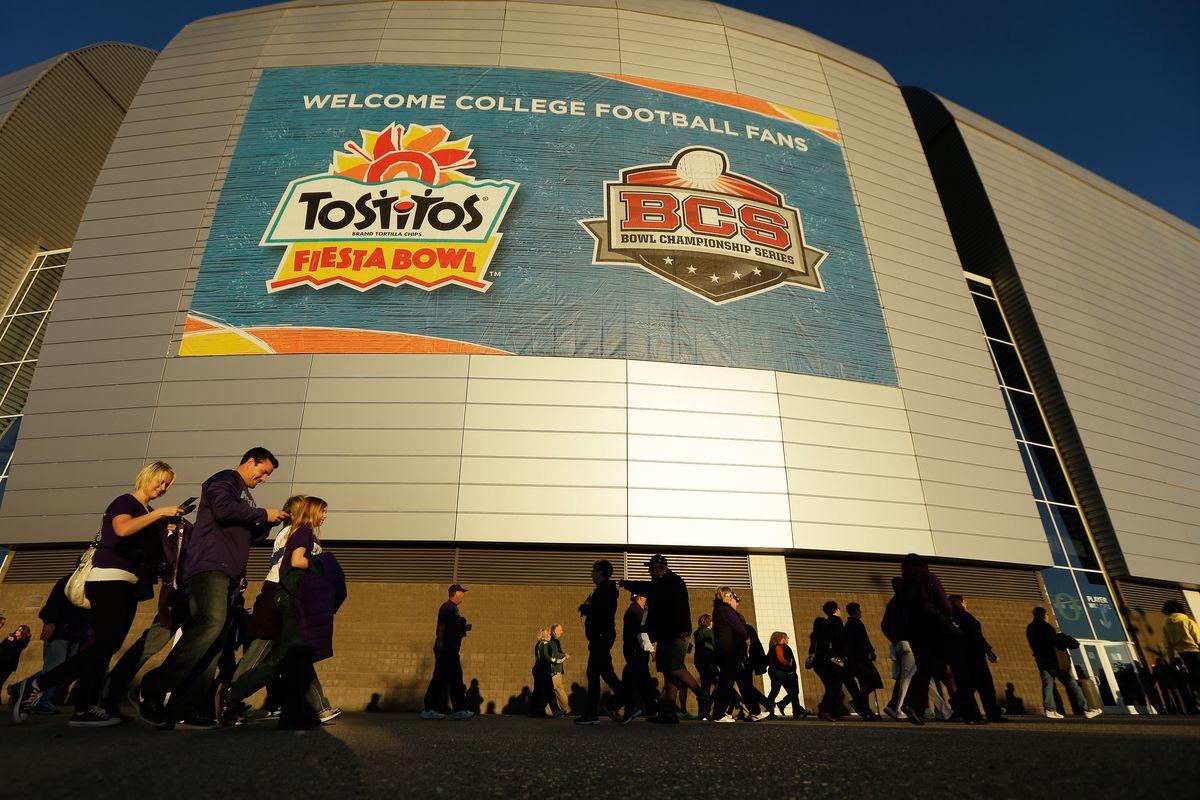 Tostitos Fiesta Bowl - Oregon v Kansas State