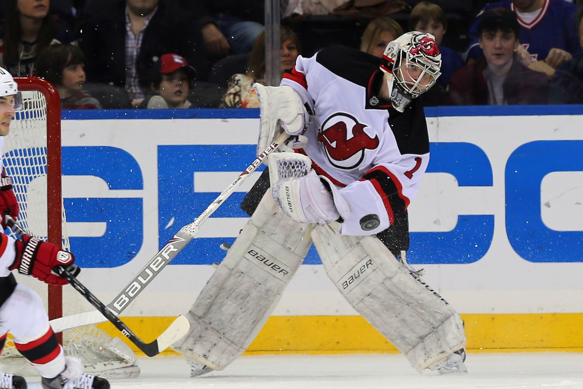 There might just be a job for Johan Hedberg with the Devils yet.