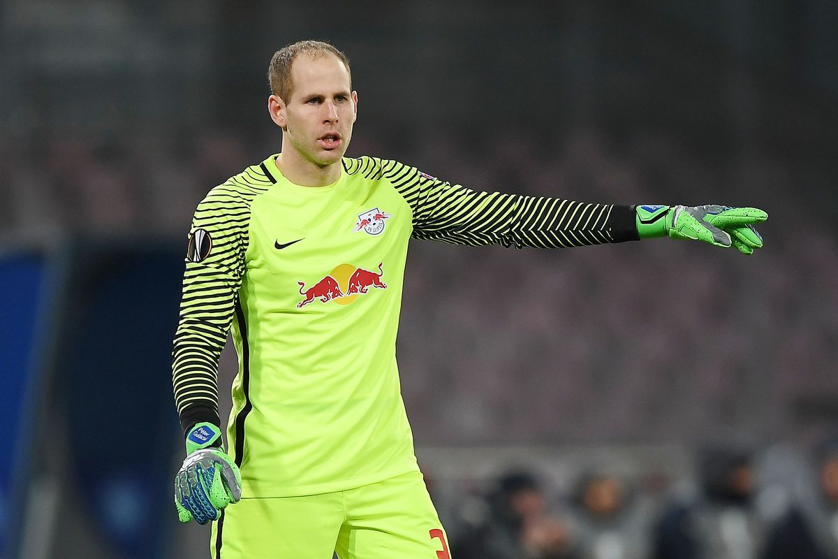 Chelsea and Atletico Madrid eye Leipzig's Peter Gulacsi