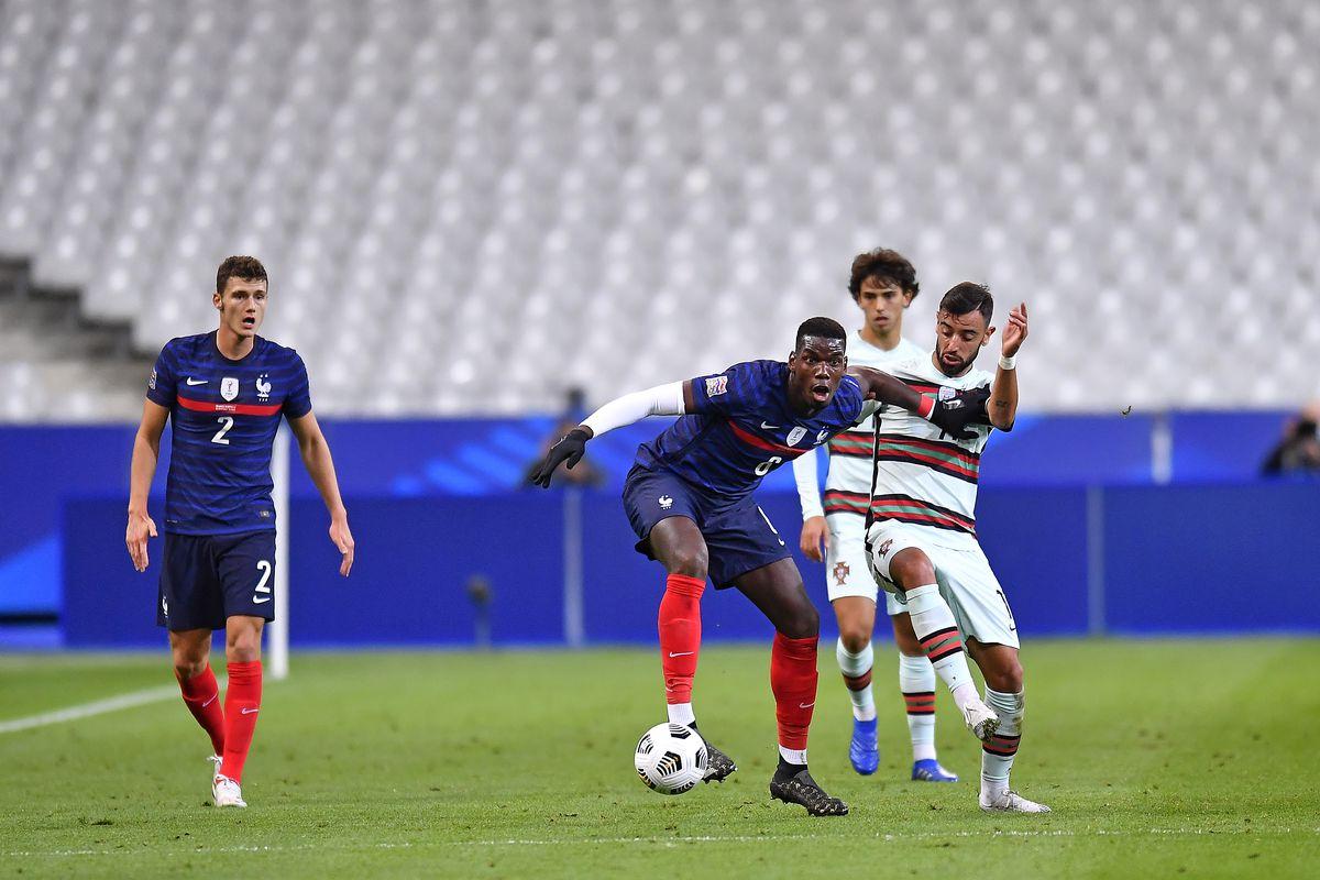 France v Portugal - UEFA Nations League
