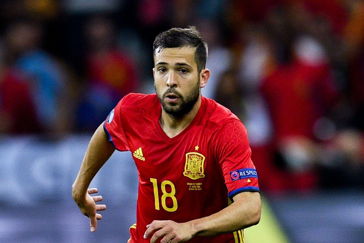 BREAKING Barcelona defender Jordi Alba leaves Spain World Cup