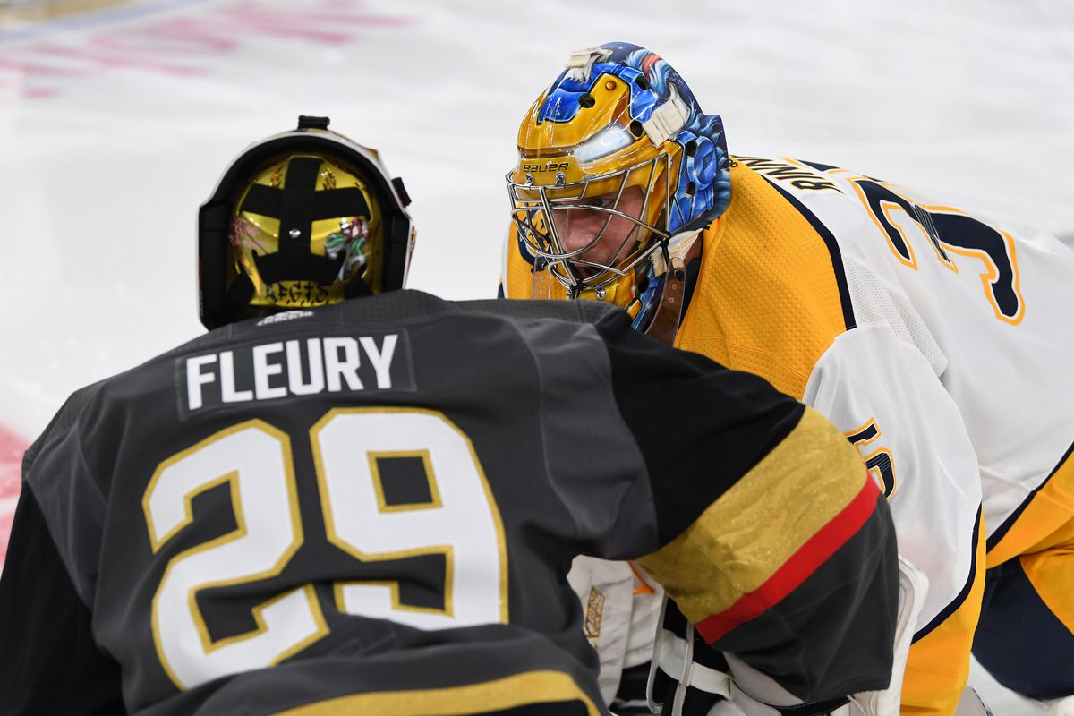 Nashville Predators at Vegas Golden Knights Game Preview: Fear and Loathing in Las Vegas