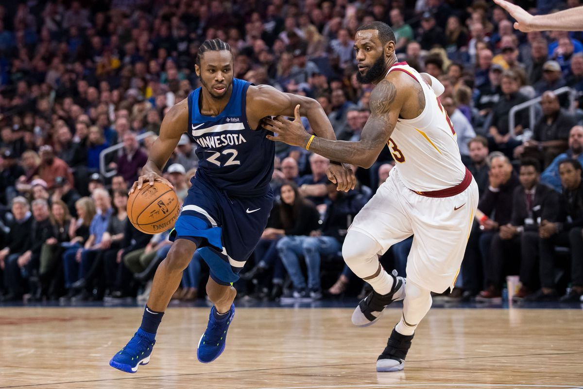 Timberwolves take care of Cavaliers, LeBron James with 28-point win