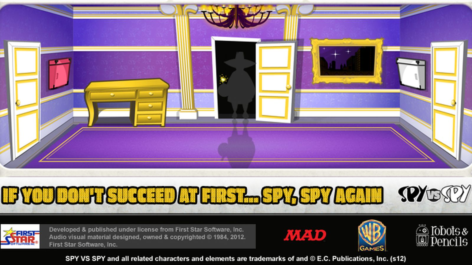 Spy Vs Spy Coming To Iphone Ipad Polygon
