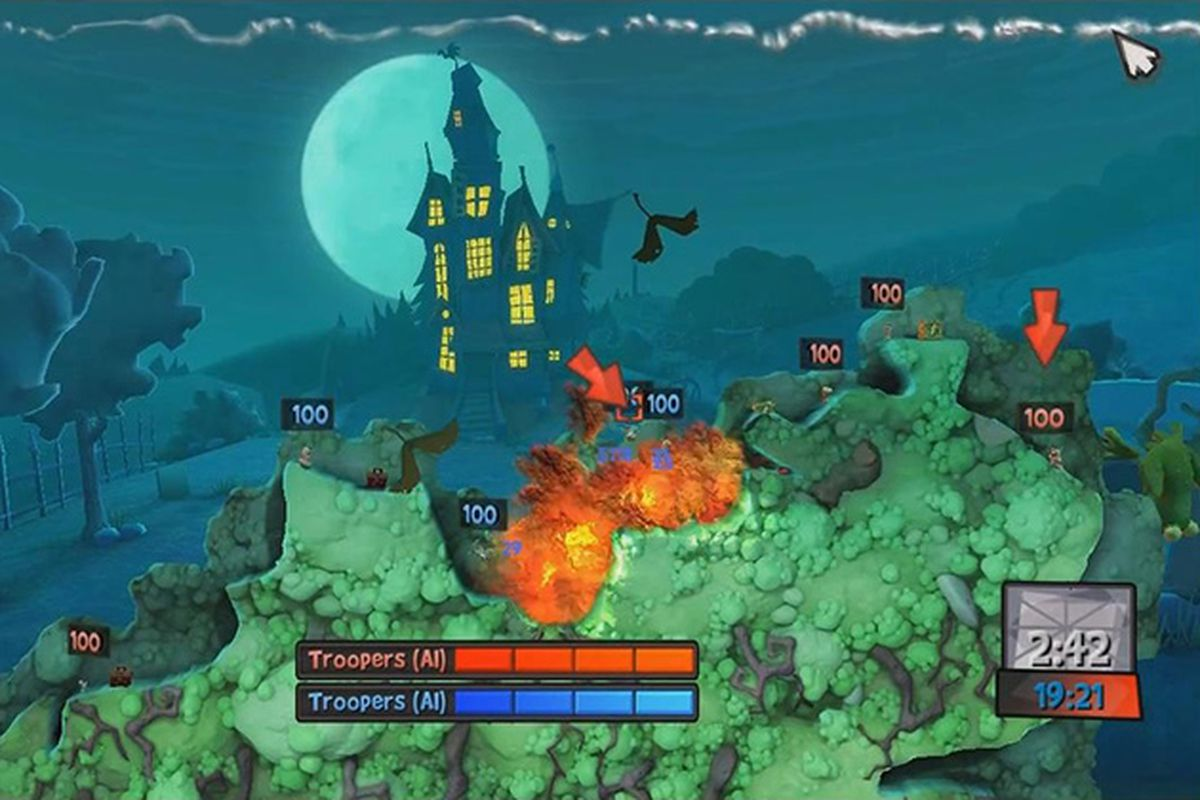 worms revolution online free multiplayer