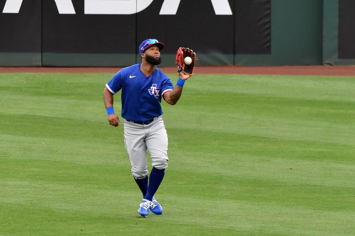 MLB: Spring Training-Texas Rangers at Los Angeles Angels