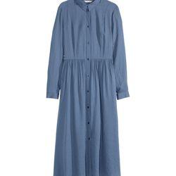 "H&M long shirtdress, <a href=""http://www.hm.com/us/product/30989?article=30989-B"">$49.95</a>"