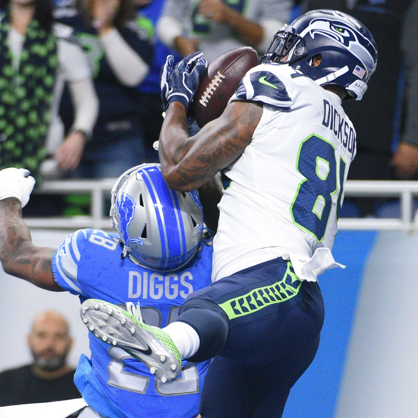 Lions Seahawks Final Score Recap Lions Drop Sloppy Game To Seahawks 28 14 Pride Of Detroit