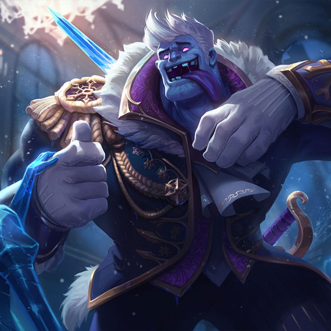 League Christmas Skins 2019 Master Yi, Dr. Mundo, Soraka and Twitch get Snowdown skins   The