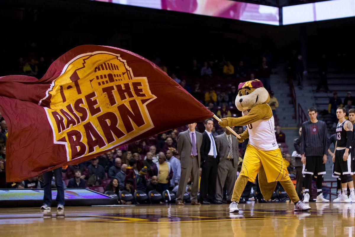 NCAA Basketball: Nebraska Omaha at Minnesota