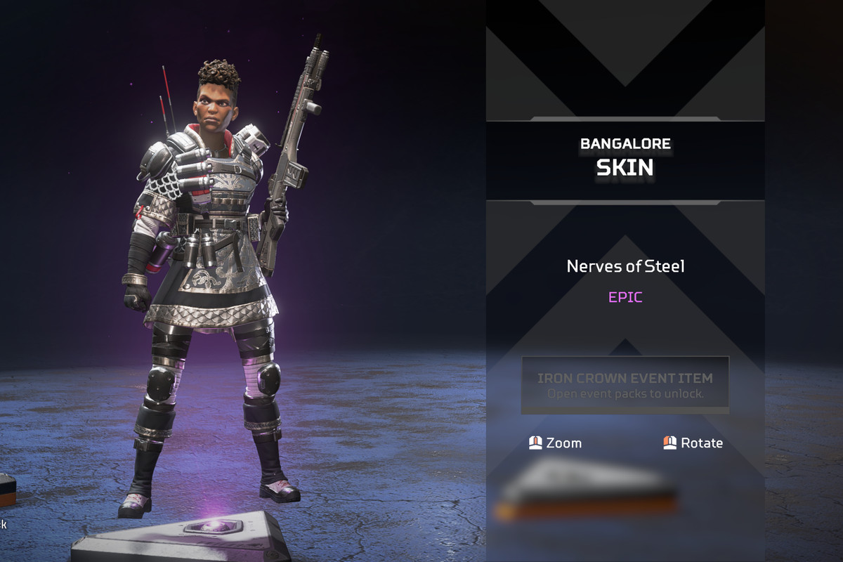 Apex Legends Players Raging Over Iron Crown Event Cosmetic Pricing