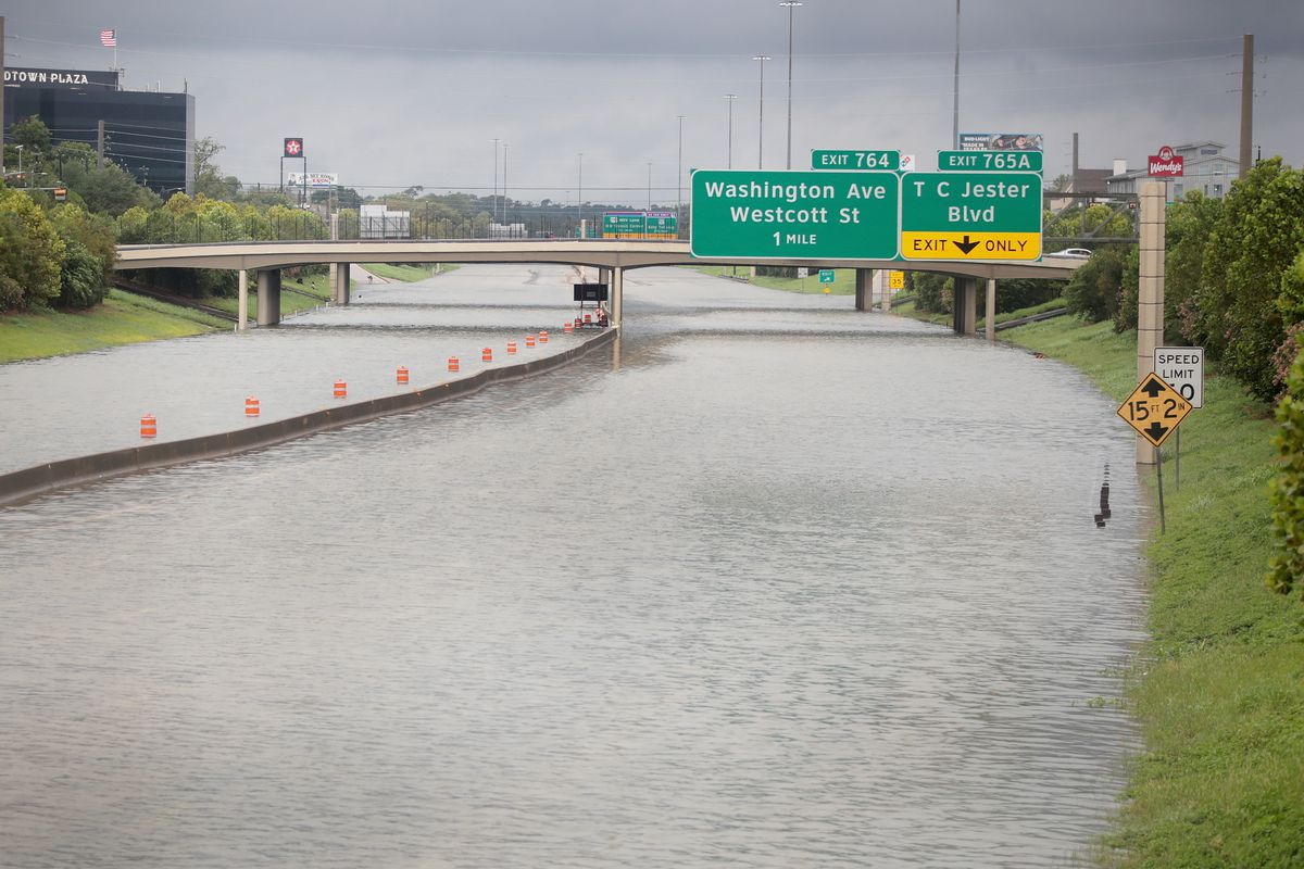 "The ""500-year"" flood, explained: why Houston was so underprepared ..."