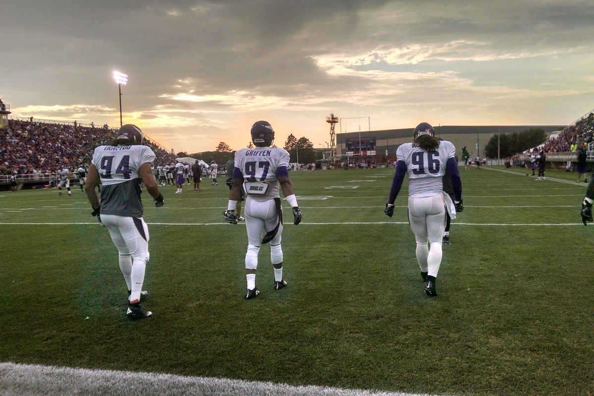 One of the great photos I was able to get during Saturday night's practice.