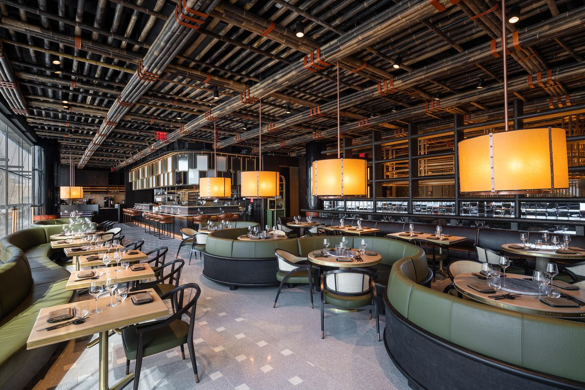 Hudson Yards Restaurant Guide David Chang Thomas Keller