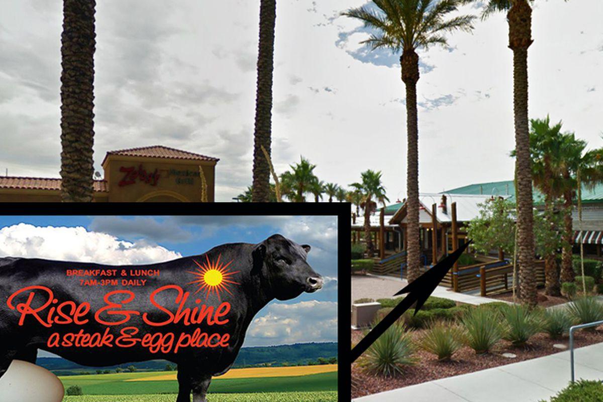 Rise & Shine: A Steak & Eggs Place