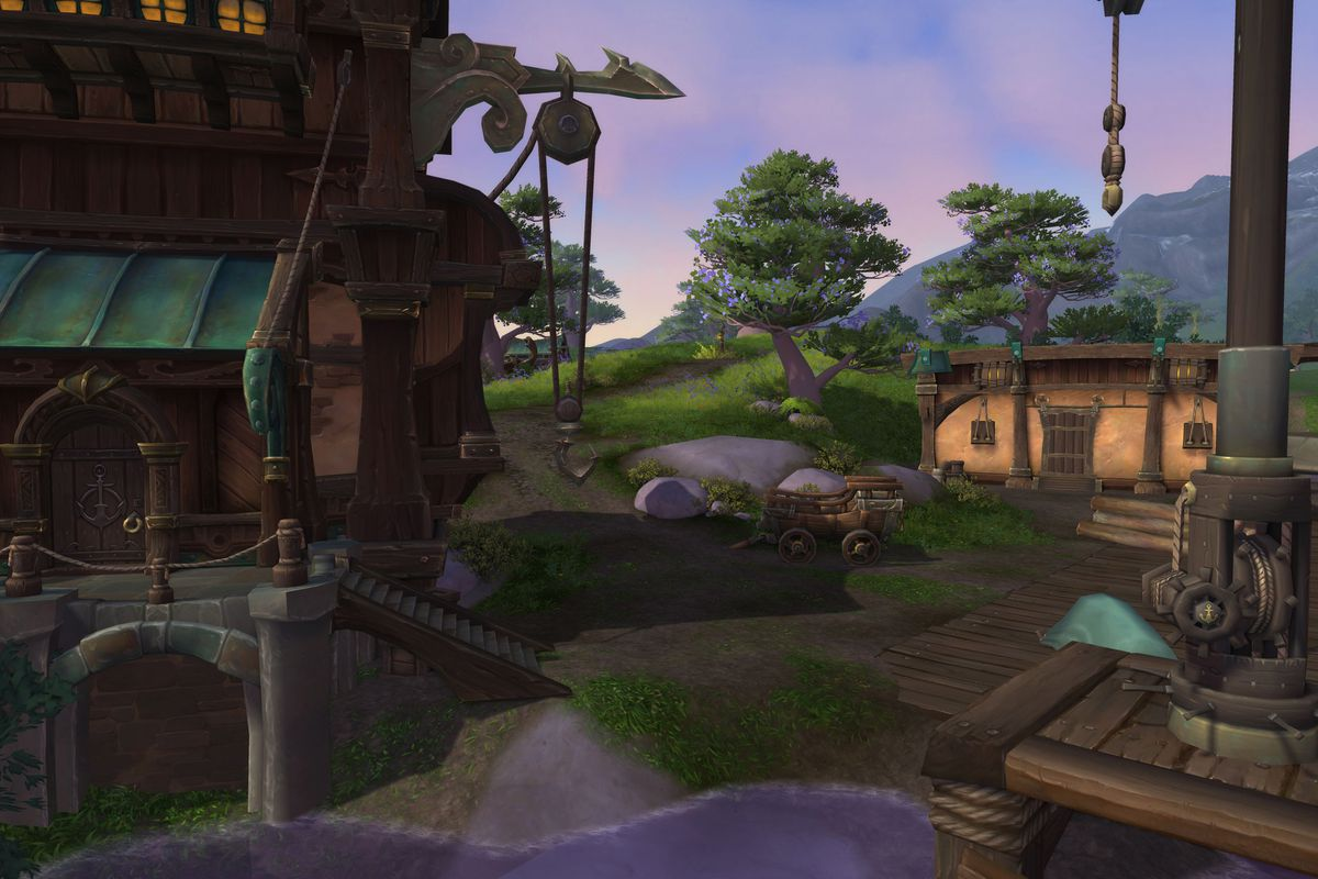 b129f7d66 World of Warcraft s next allied race could be Kul Tiran humans (update)