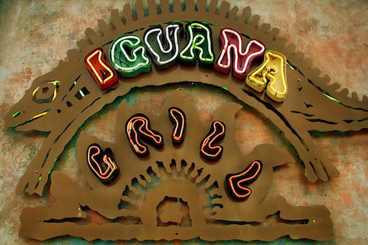 Iguana Grill.