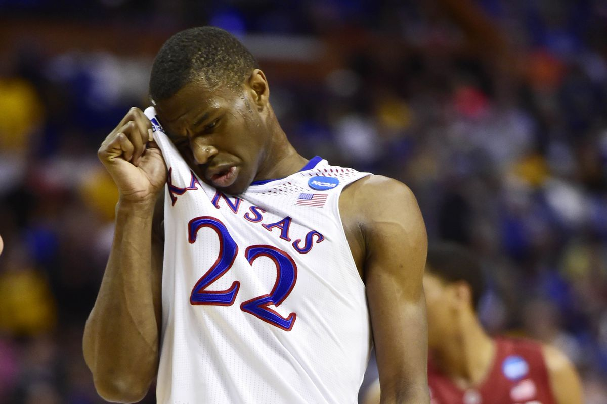 Andrew Wiggins' fate is inextricably bound to mine. We're both a little nervous...