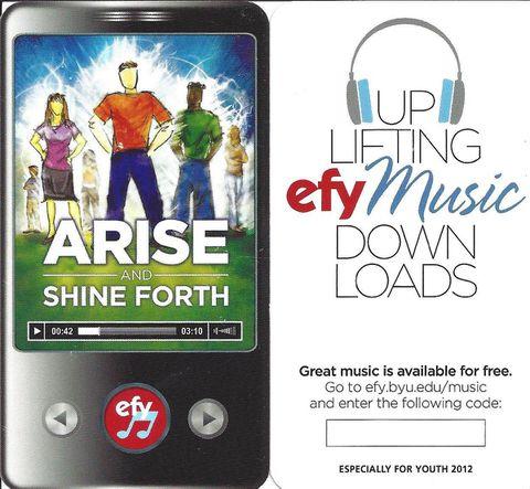 EFY takes music, missionary work digital - Deseret News