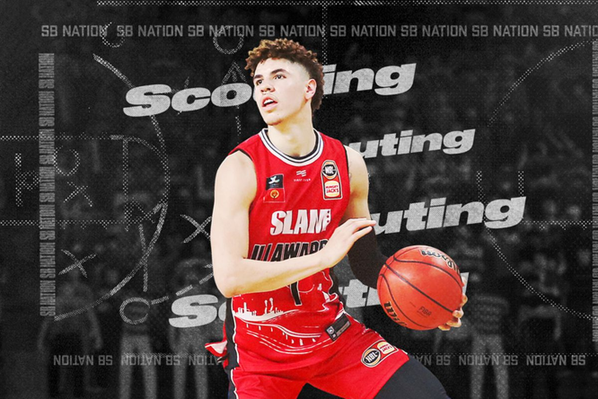 Lamelo Ball Is The 2020 Nba Draft S Best Player Sbnation Com