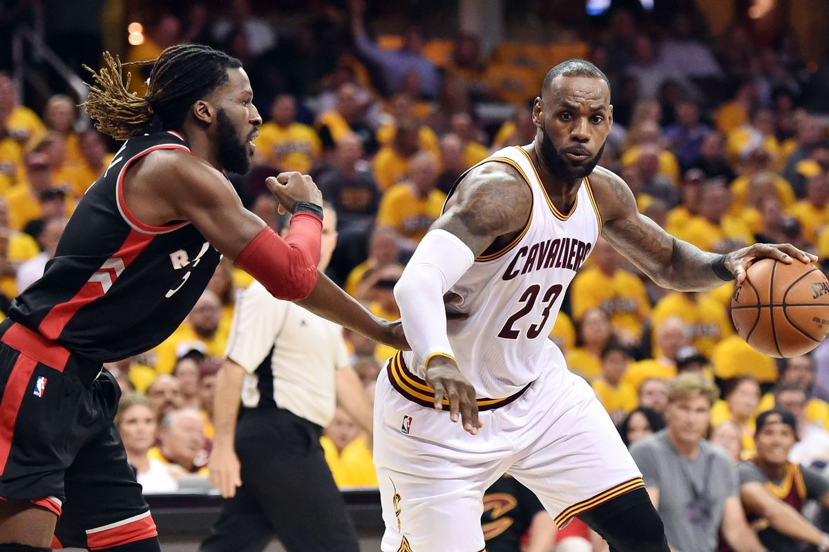 Second Round Routs: Cavs, Rockets Dominate Game Ones ...