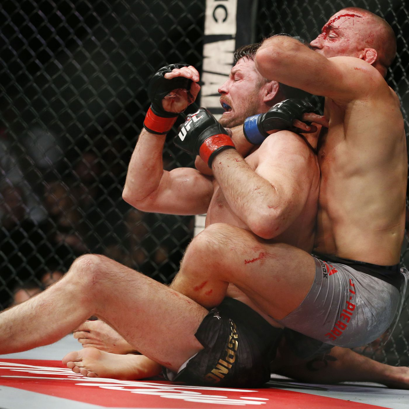 UFC/MMA 'Events of the Year' 2017 - Top 5 List - MMAmania.com