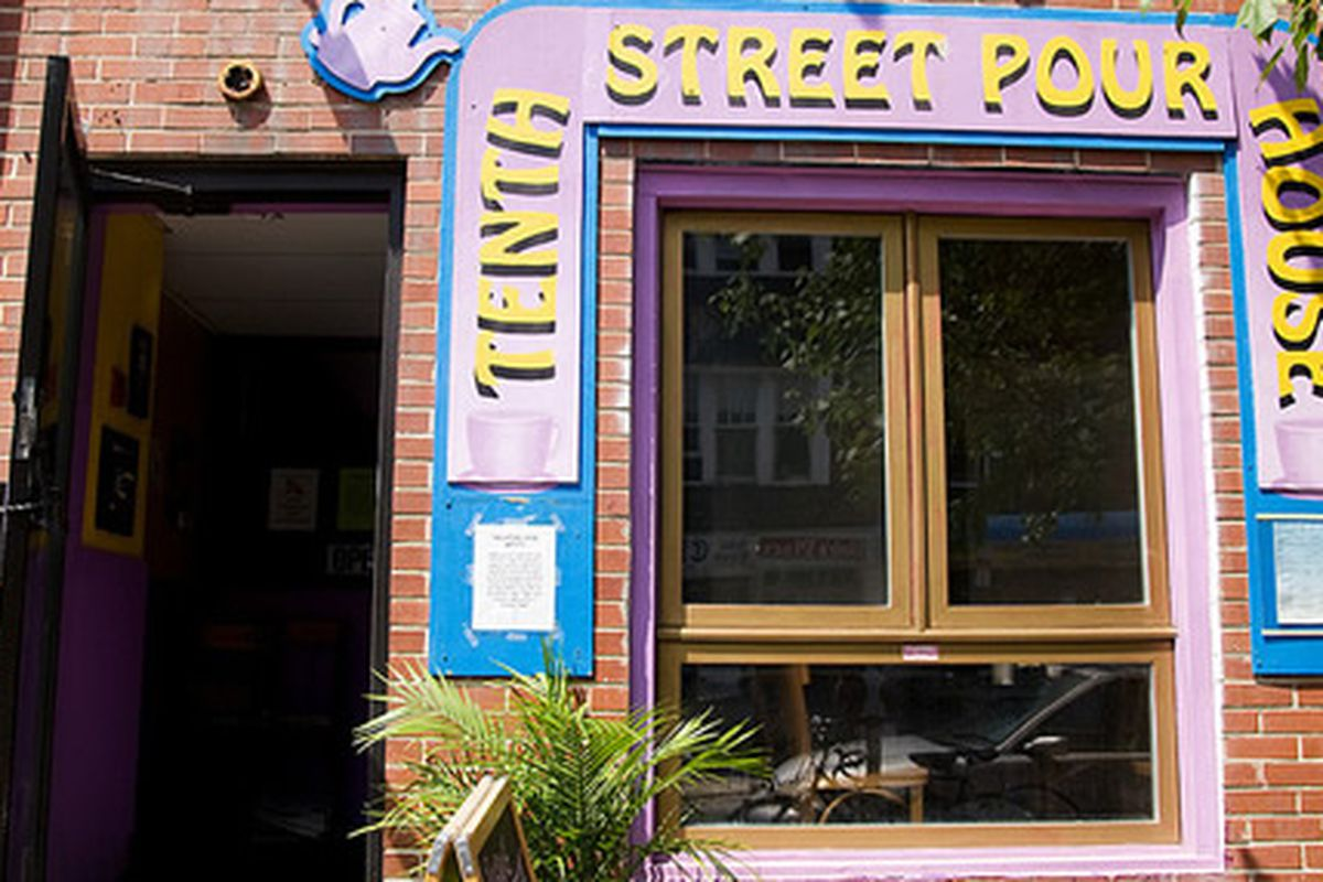 The Tenth Street PourHouse has closed for good.