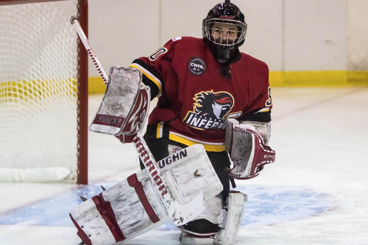 CWHL 2017-18 Season Preview  Calgary Inferno - The Ice Garden b746e6980e