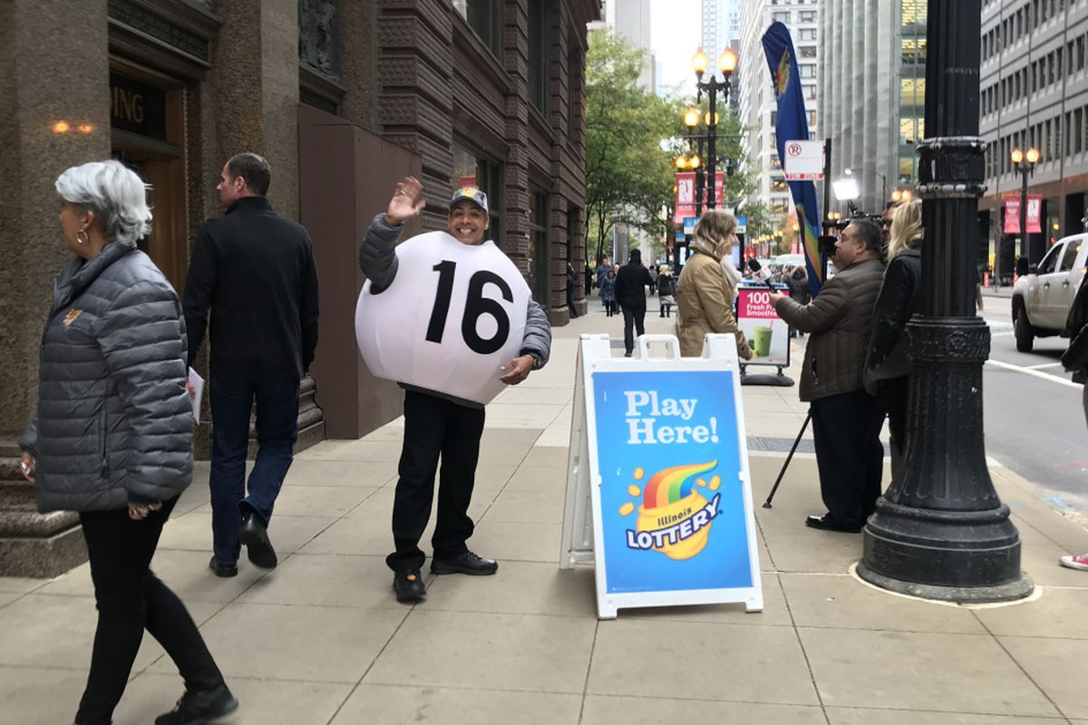 Free Lottery Tickets In The Loop As Jackpots Reach 862m 1st