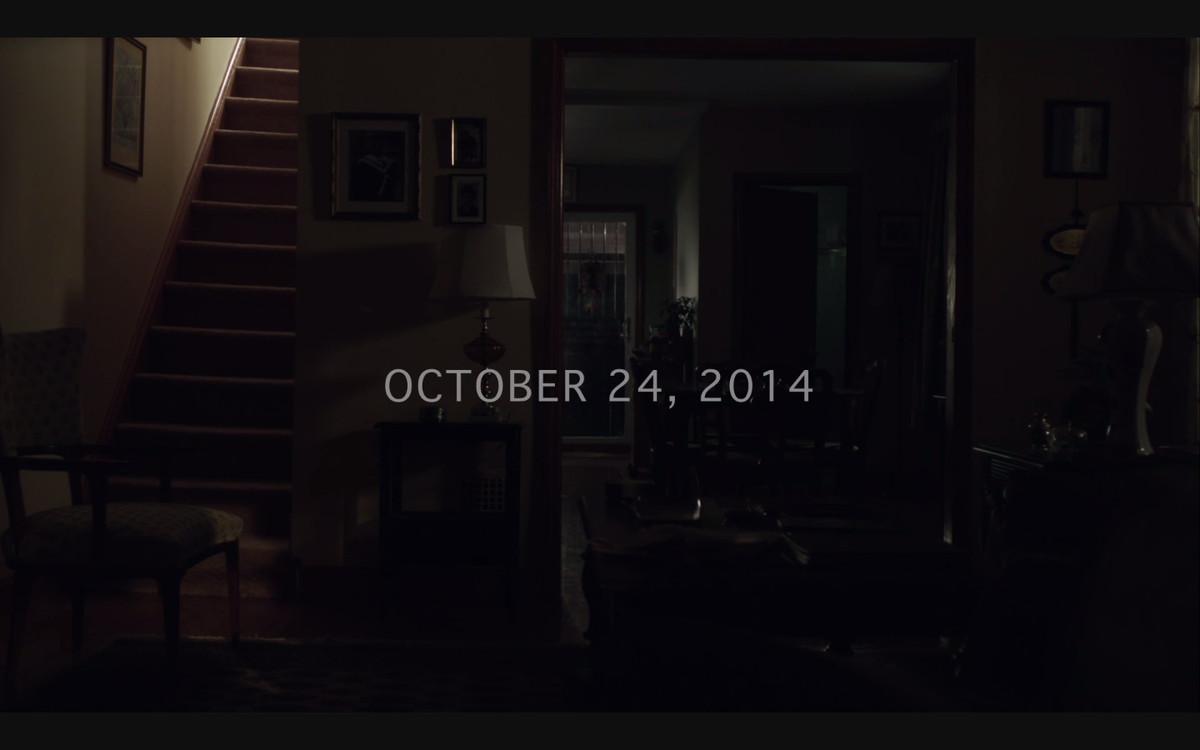 Opening scene in The Night Of