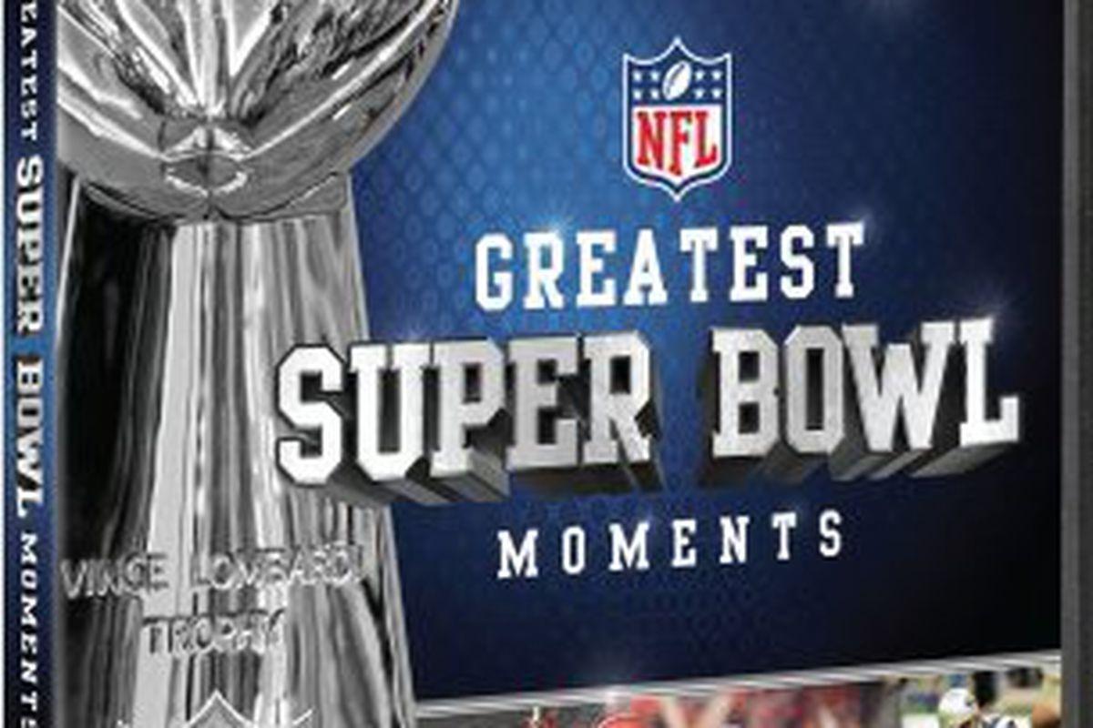 Greatest Super Bowl Moments (NFL Films/Vivendi Entertainment)