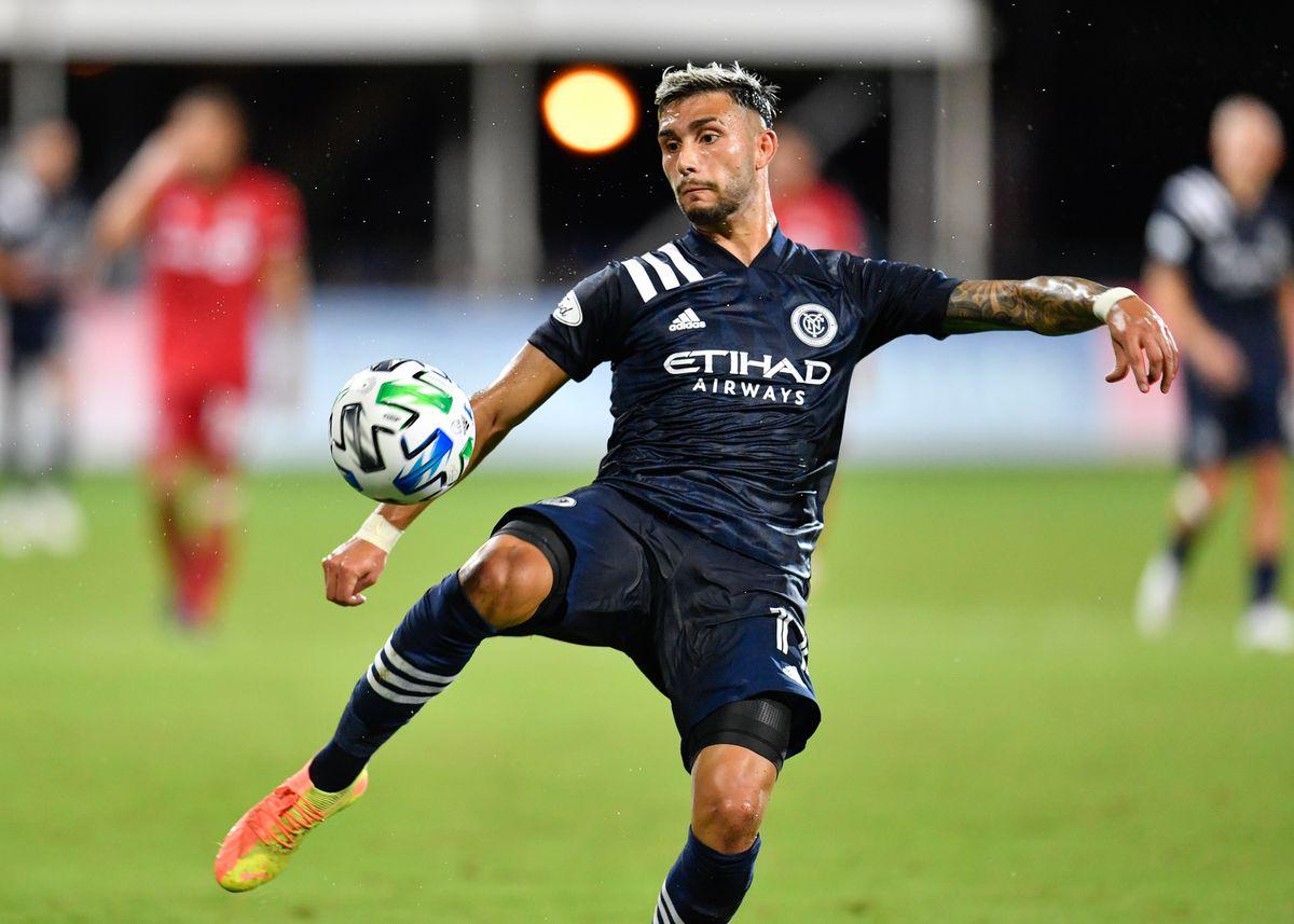 Toronto FC v New York City FC: Round of 16 - MLS Is Back Tournament