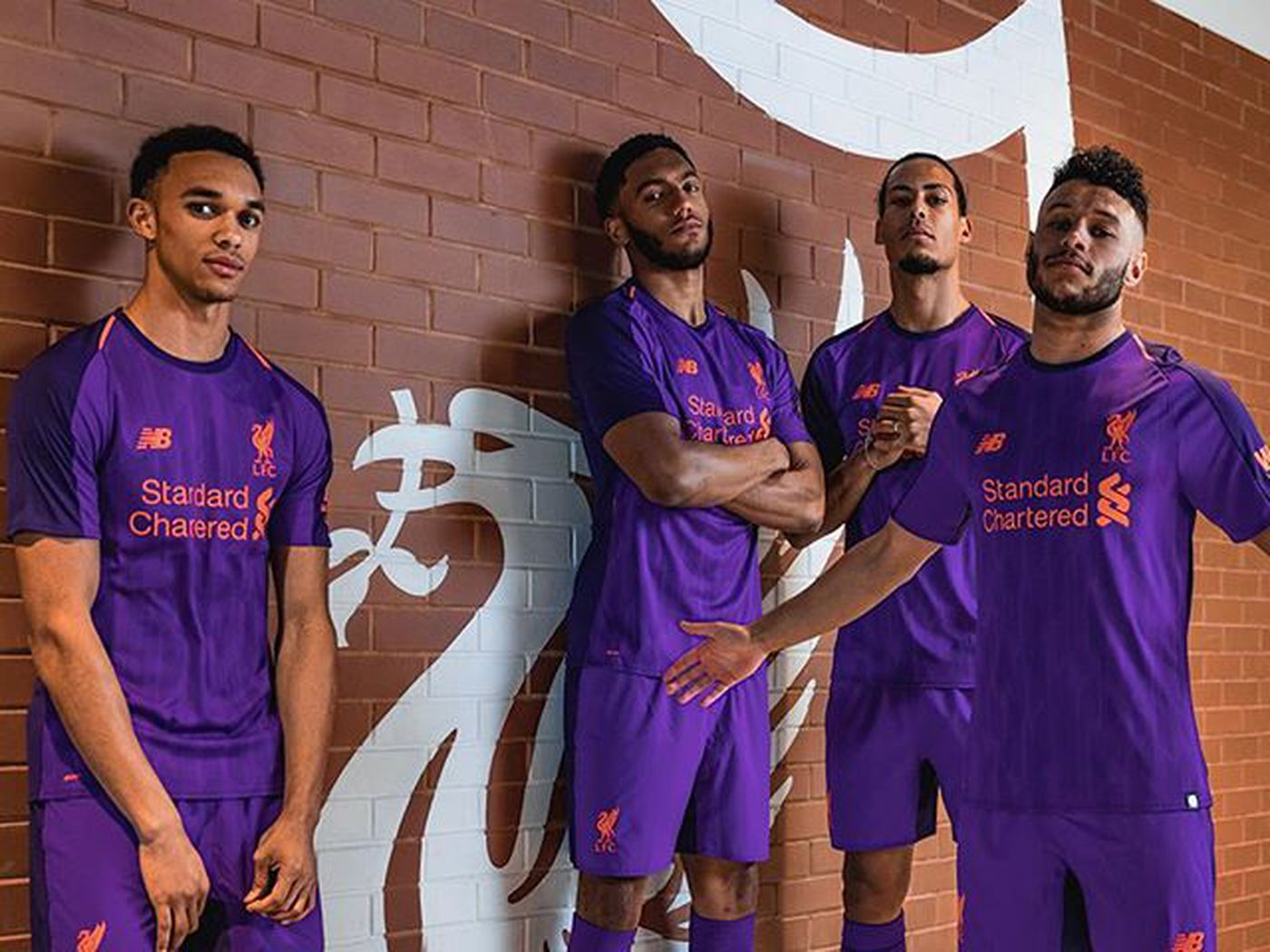 f0579a7eddc Purple Is The New Orange  Liverpool Release 18 19 Away Kit - The Liverpool  Offside